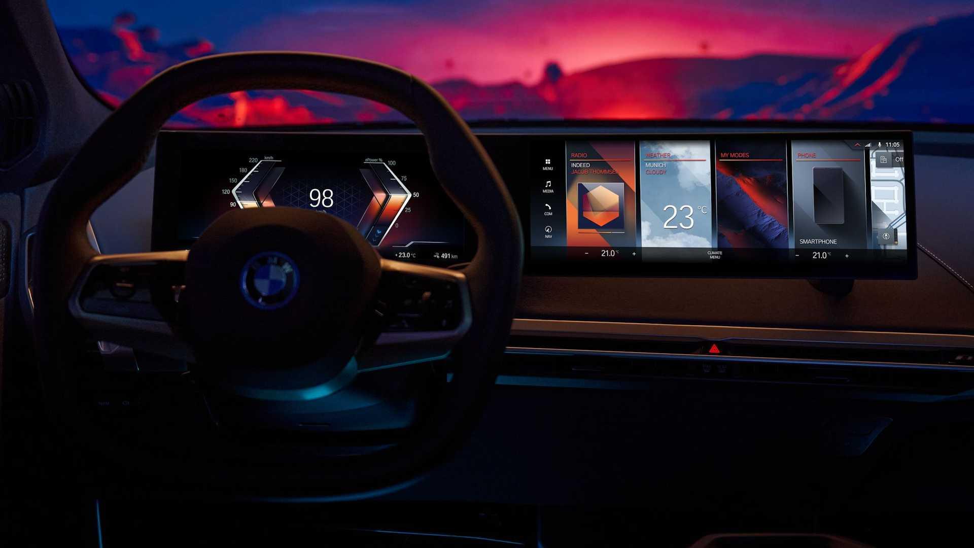 BMW iDrive: il dialogo fra auto e guidatore